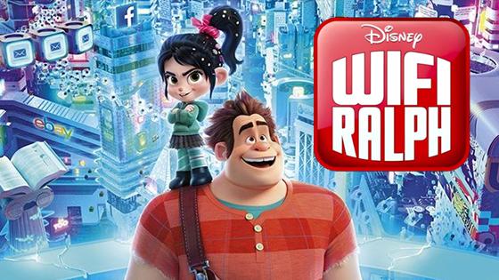 WiFi Ralph – Quebrando a Internet: 6 momentos que o filme descreve como é  estar na internet! - Festival Teen